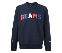 """Sweatshirt mit """"Beams""""-Print"""
