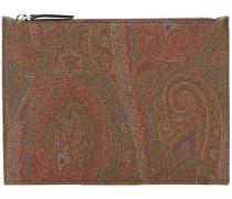 iPad-Etui mit Paisley-Print