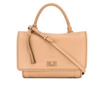 Handtasche mit Flechtdetails - women