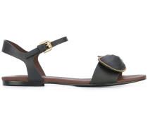 - Sandalen aus Leder - women - Leder/rubber - 37