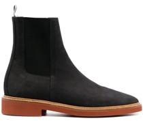 Chelsea-Boots mit Streifen