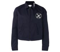 Jacke mit Stickerei - men - Polyester/Baumwolle