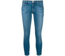 'Lovesick' Cropped-Skinny-Jeans