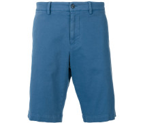 Chino-Shorts mit Patches