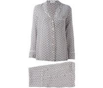 'Landon' pyjama style suit