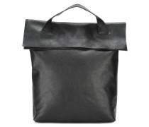 backpack with shoulder strap