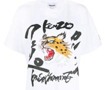 x Kansaiyamamoto logo T-shirt