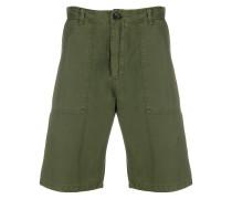 'Fatigue' Shorts in Distressed-Optik
