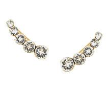 'Debutante' Ear Cuffs mit Kristallen