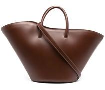 Mittelgroßer Open Tulip Handtasche