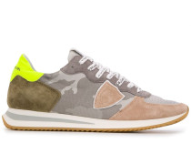 'TRPX' Sneakers mit Camouflage-Print