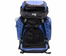 logo mountain backpack