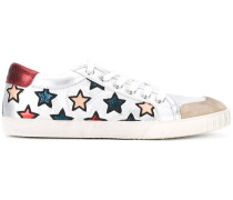 Majestic Star Motif sneakers