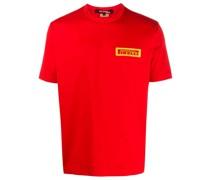 x Pirelli T-Shirt mit Patch
