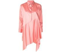 Hemdkleid aus Satin