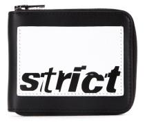 """Portemonnaie mit """"Strict""""-Print"""
