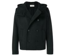 Mantel mit schmaler Passform