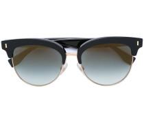 'Color Block' Sonnenbrille