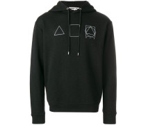 Glyph icon hoodie
