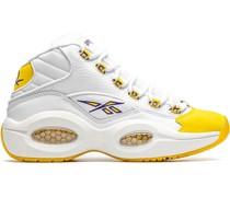 "Question Mid ""Yellow Toe - Kobe"" sneakers"