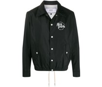 Leichte Jacke mit Logo