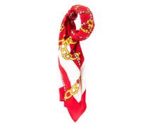 Chain Jewels scarf plissé bracelet