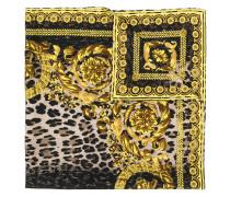 Wild Baroque print foulard