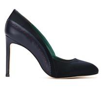 leather stiletto pumps