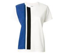 Jacquard-T-Shirt mit Paisleymuster