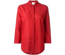 Hemd in Oversized-Passform