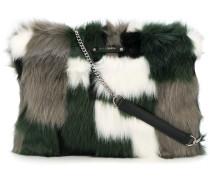 large furry clutch