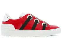 Slip-On-Sneakers mit elastischen Riemchen - men
