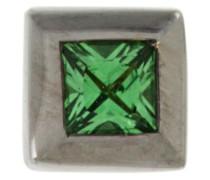 'Odette Vert' tsavorite stud earring