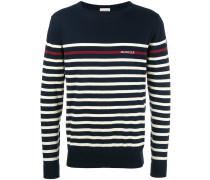 - Pullover mit Querstreifen - men - Baumwolle - XL