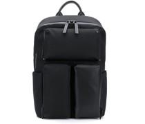 Ridge Rucksack mit aufgesetzten Taschen