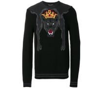Royal Black Panther jumper
