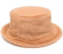 Hut mit schmaler Krempe
