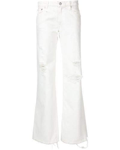 'Jane' Jeans mit Fransen
