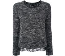 Pullover mit Fransen