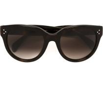 Sonnenbrille mit Schildpatt-Optik