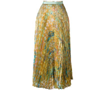'Runway Pleated' Plisseerock