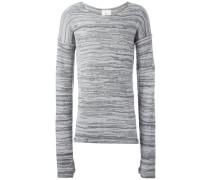 Sweater mit rundem Ausschnittt