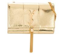 small Kate tassel satchel bag