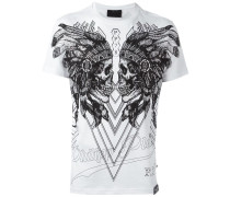 'Dramatic' T-Shirt - men - Baumwolle - L