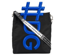 3D DG logo messenger bag - Unavailable