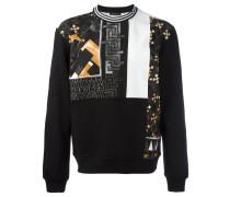 - Sweatshirt mit Print - men - Baumwolle - XL