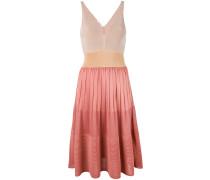 - Kleid mit ärmellosem Design - women