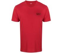 T-Shirt mit erhöhtem Logo
