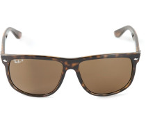 rectangular frame sunglasses
