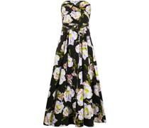 'Carol' Kleid mit Print